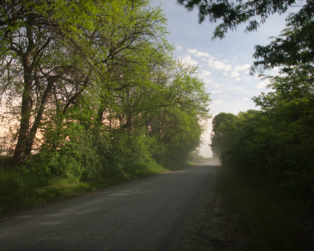 The Family Road, Baldwin City, Kansas, 2011
