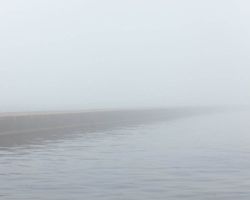 Algoma Pier Head, Algoma, Wisconsin, 2016
