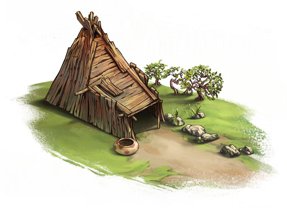 Maidu Shelter