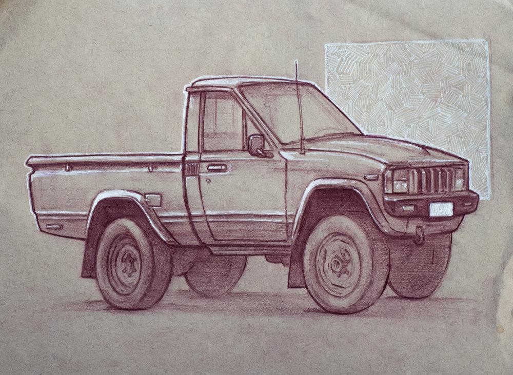 1983 Toyota Hilux