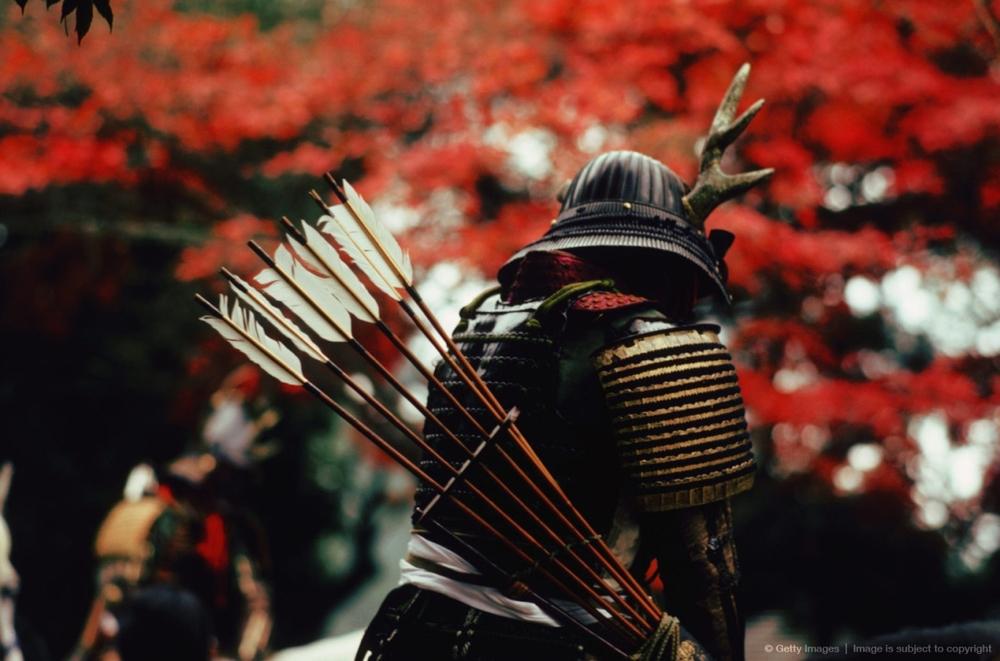 We embody the samurai warrior spirit. Warriors transcend generations.