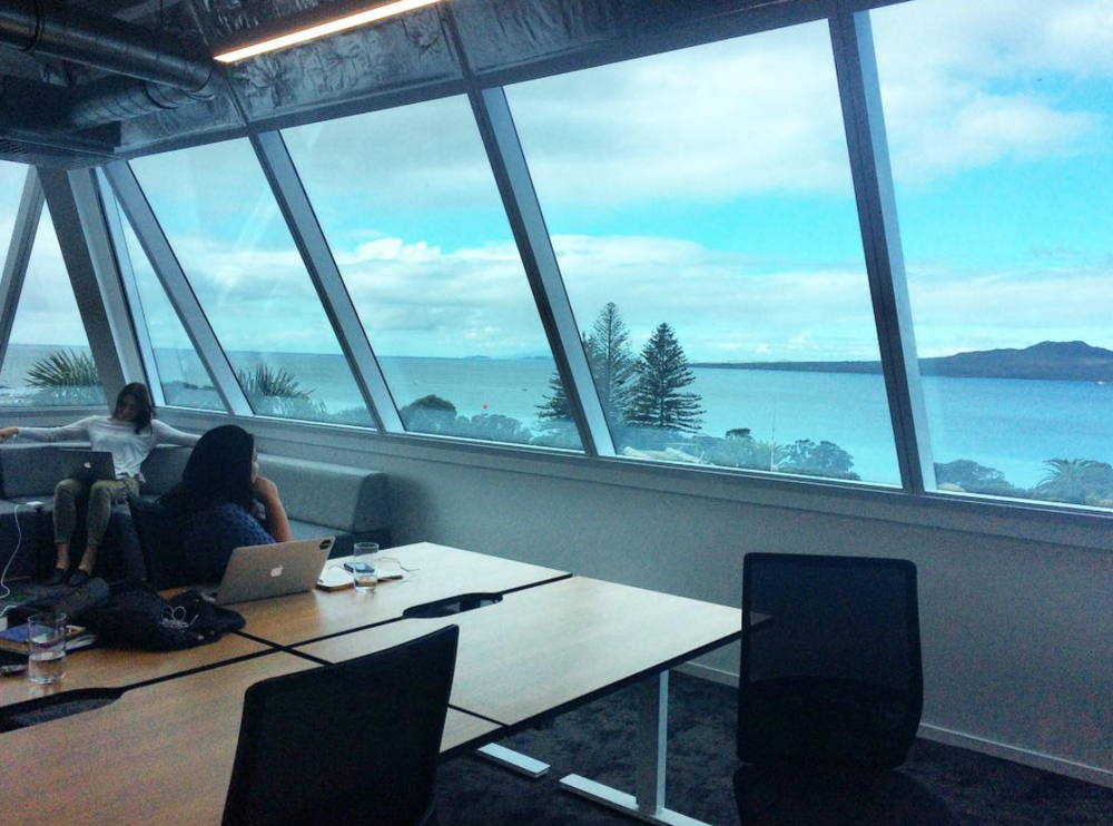 BizDojo Takapuna - A super-charged beach side community where you can get your best work done. Tap into great support, events, learning opportunities all while soaking in the killer view.