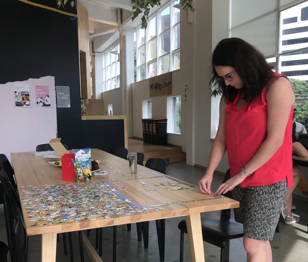 BizDojo Market LAne - The Wellington community have a work hard, play hard mentality. Get your best work done during the week and then bring your table tennis skills for a Friday comp!You can also tap into ColliderWgtn for great support,events, learning opportunities.