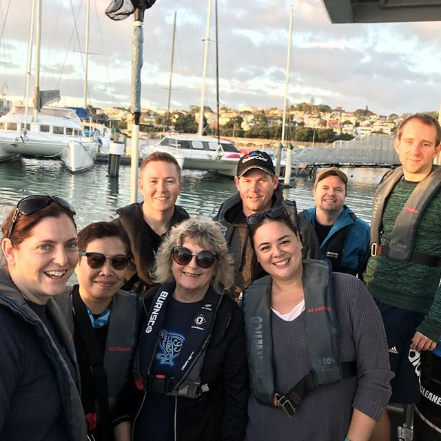 Parnell resident #goodsorts Treasury Wine Estates getting amongst there annual Global Volunteering Week! The team spent spent their morning picking up coastal rubbish washed up in and around the mangroves, swipe across to see how much trash they collected in just one morning 🤯. Amazing effort team! 👍