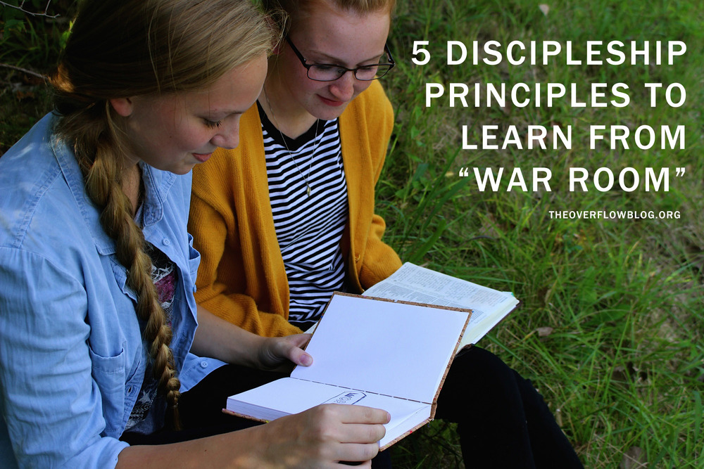 5 Discipleship Principles to Learn from War Room