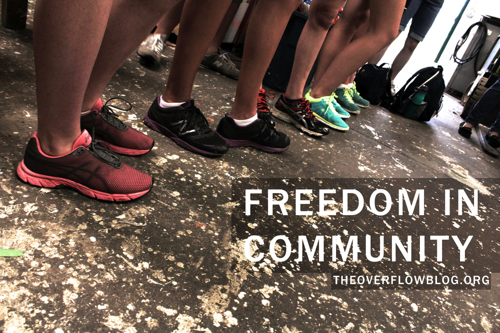 Freedom in Community