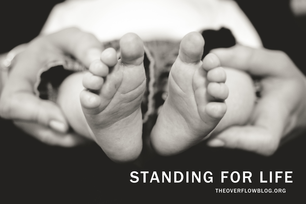 Standing for Life: a Post About Abortion