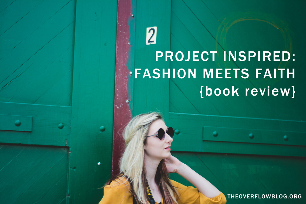 Project Inspired {book review}