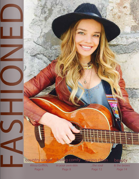 "Ever heard of someone ""marching to the beat of a different drum?"" Well, that's just the point, we should all be! Themed with empowering articles and features, including a boot-stompin' interview with Country Singer, Alissa Griffith, this March '16 issue is a must-read for every girl AND boy!"