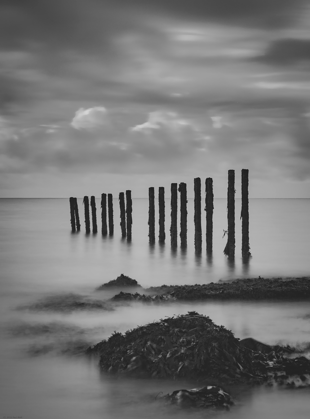 Old Posts, Older Sea
