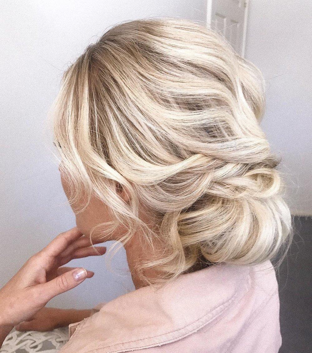 Hair:  Isabella Jane