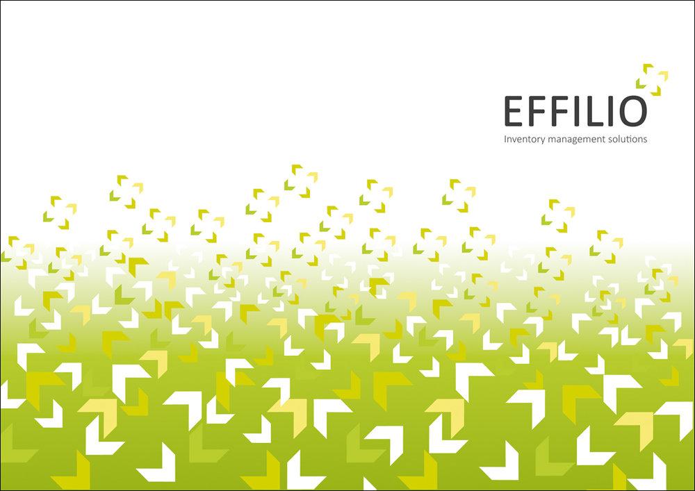 Artwork for Effilio, Smart Factory Logistics Systems
