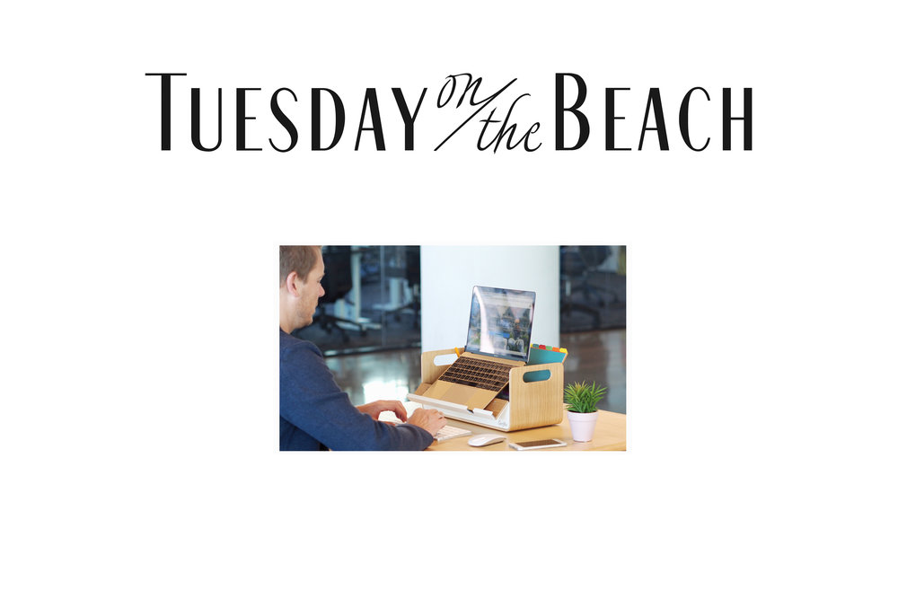Mark for Tuesday-on-the-Beach, Sales Company, New Zealand based