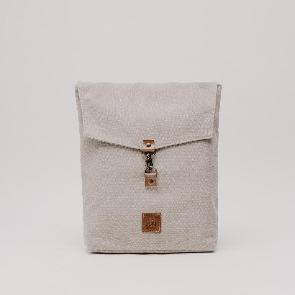 Klasszikus közepes hátizsák -