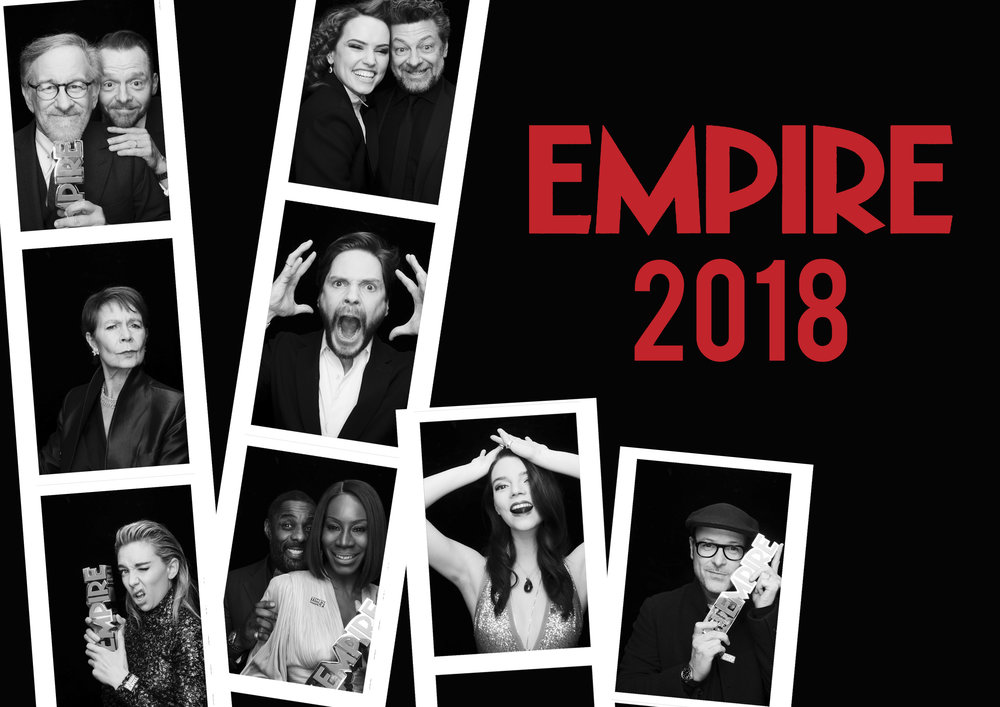 Empire Awards, March 2018