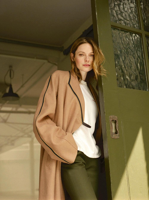 Rebecca Ferguson British Vogue