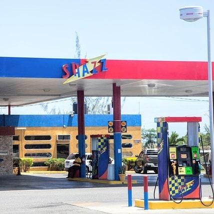 Petrol with panache ⚡⚡ #SHAZZ