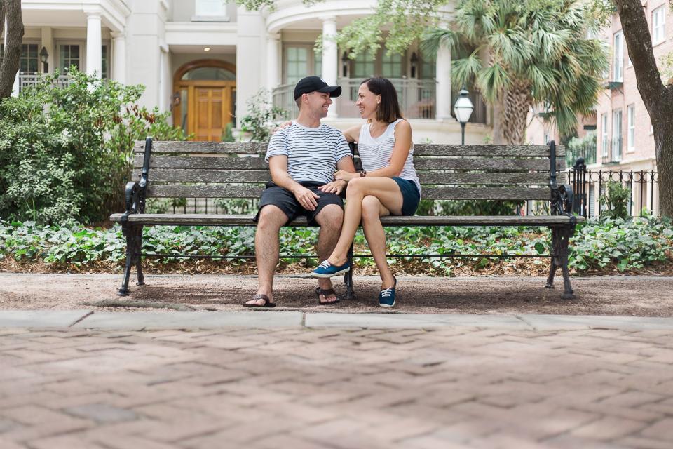 Charleston, vacation