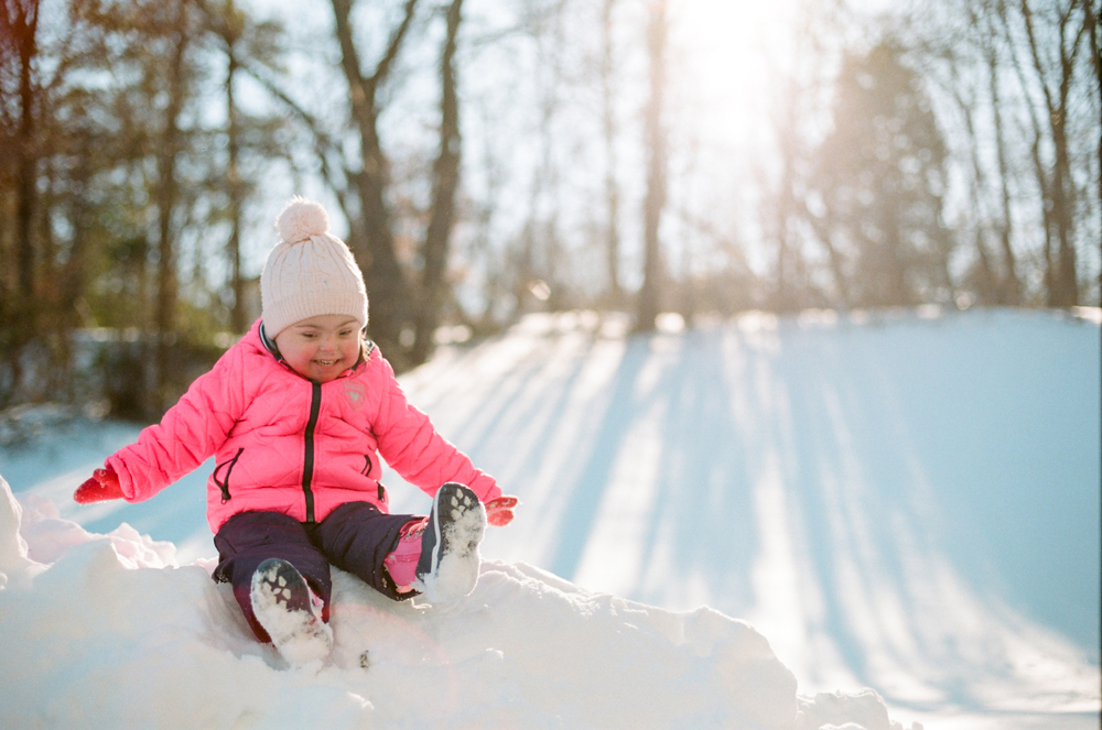 film, daughter in the snow
