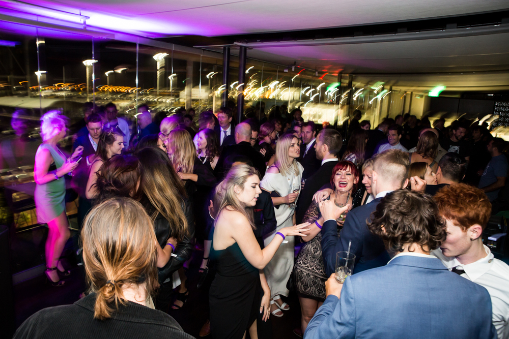 Wedding photographer Auckland music party event