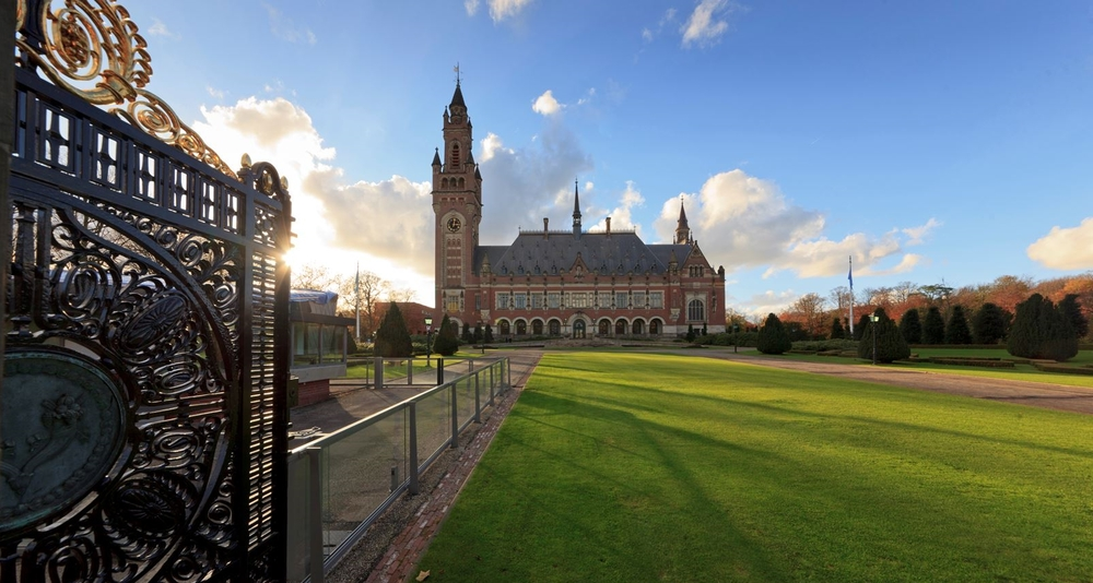 The Peace Palace: home to the International Court of Justice and Permanent Court of Arbitration. Photo: T. Bos.