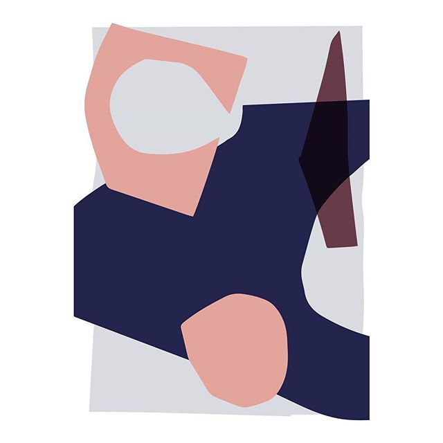 wip collages ✂️2 . . . . . . . . . . . . #art #finart #collage #paper #digital #illustration #illustrator #design #graphicdesign #colour #shapes #compisition #artwork #wip #sketch #graphic #print #printmaking #drawing