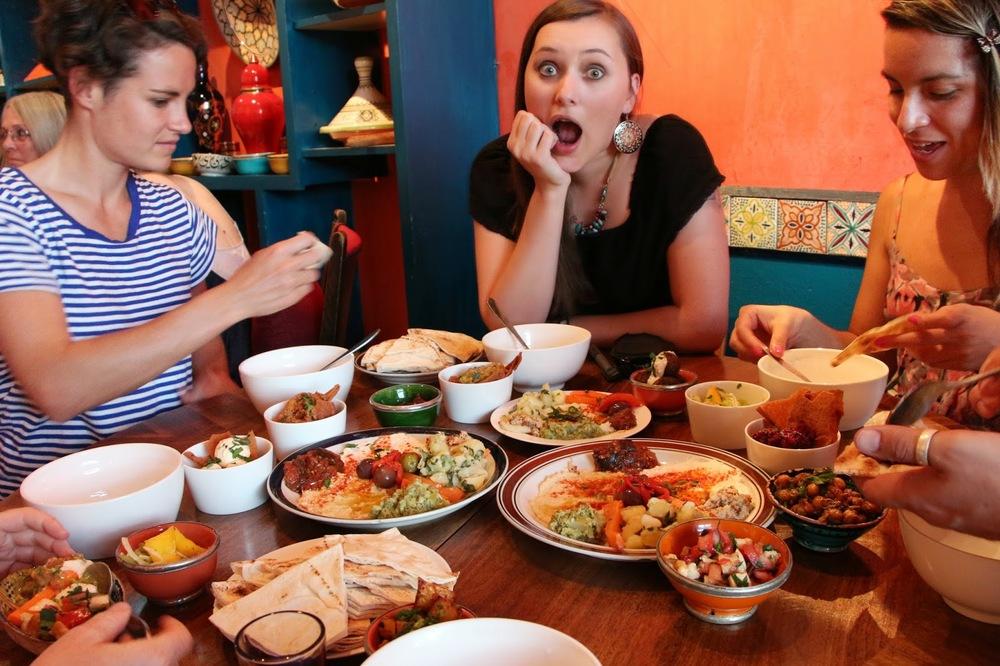 Maroccan Soup Bar