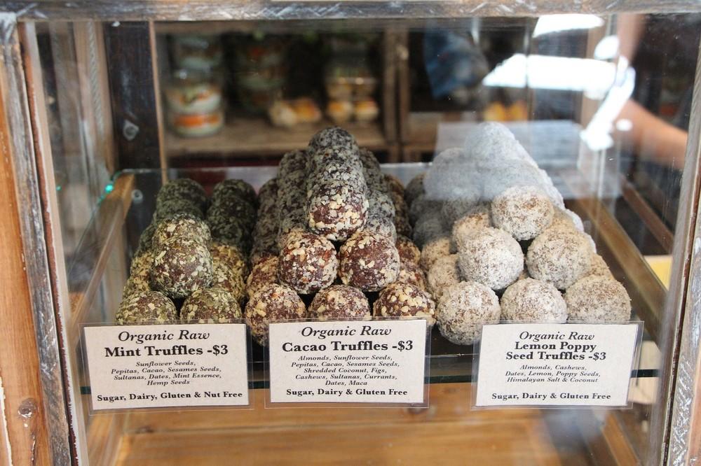 Organic Raw Truffles