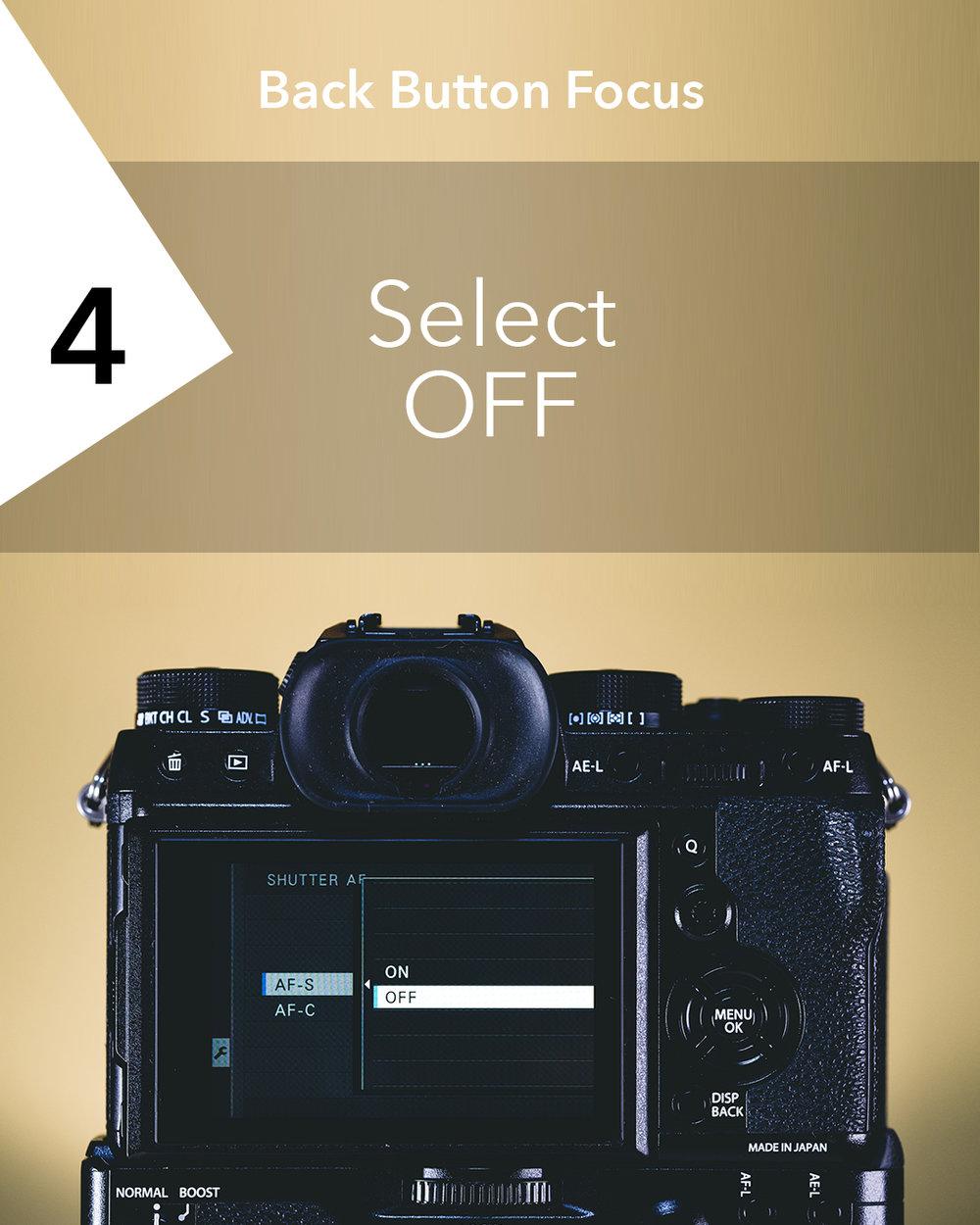 Back Button Focus | X-T2 Setup [04].jpg