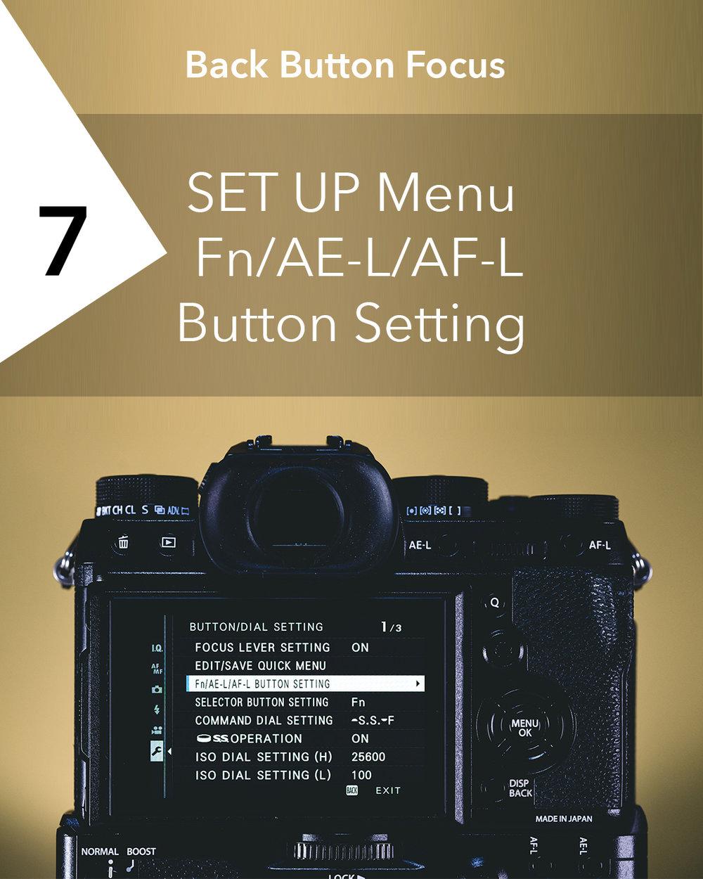 Back Button Focus | X-T2 Setup [07].jpg