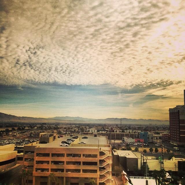 Morning #Vegas