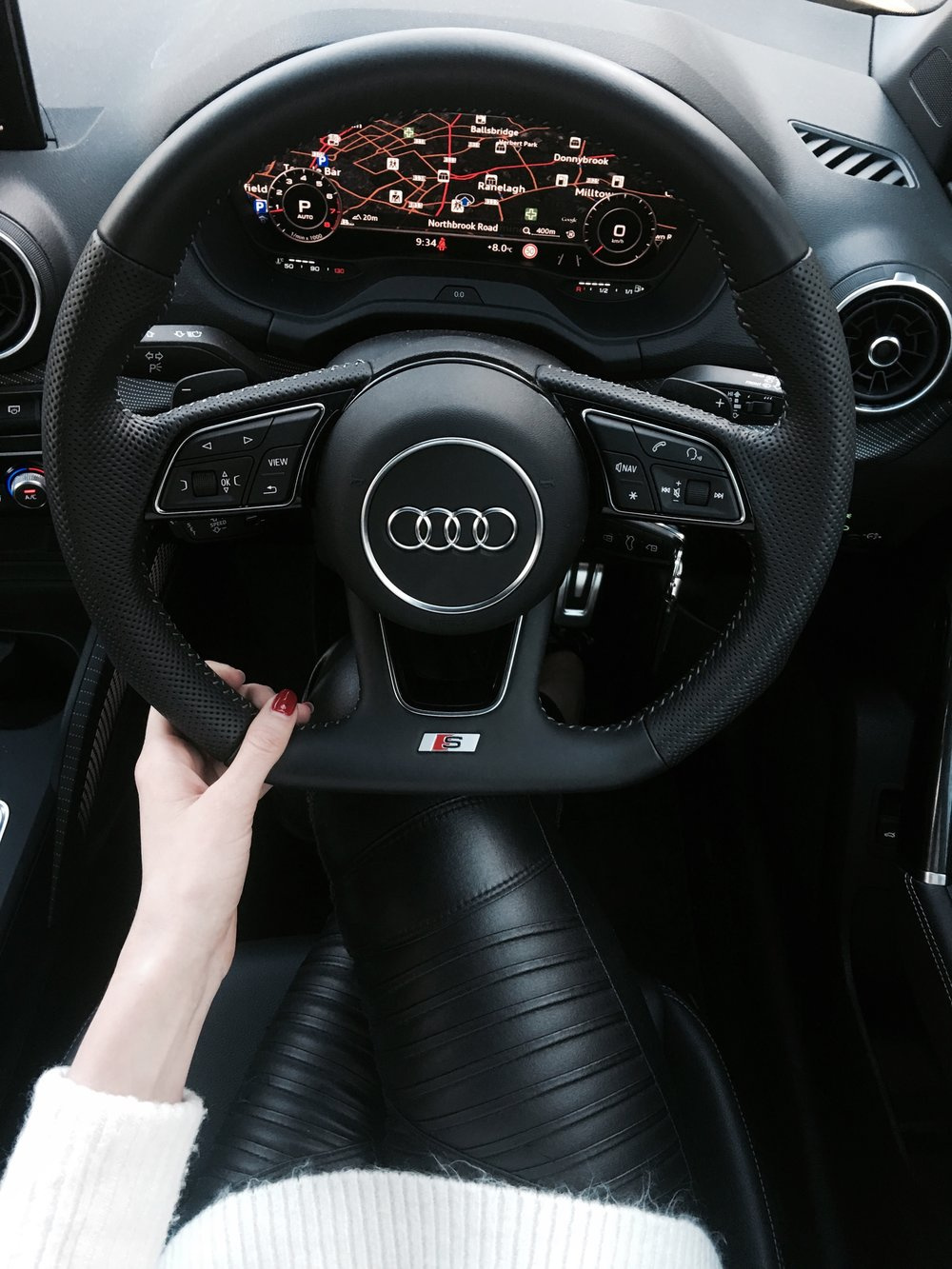 Haute So Fabulous x Audi Q2