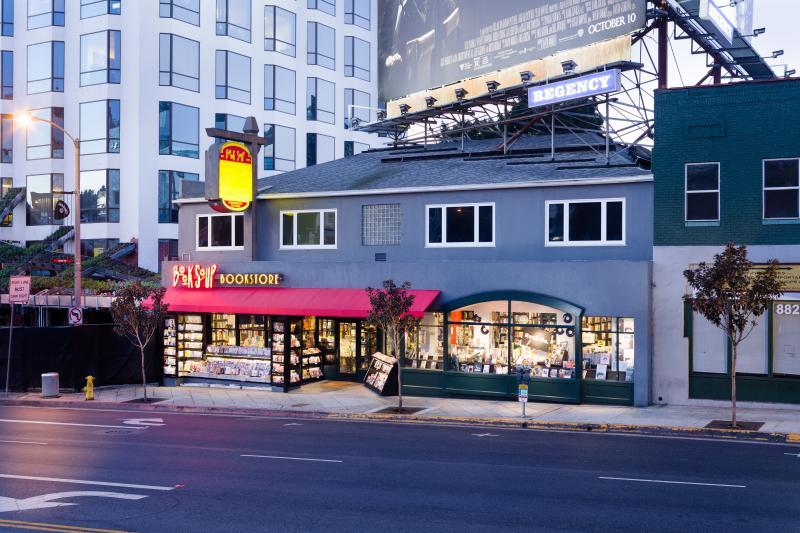 Booksoup, Los Angeles