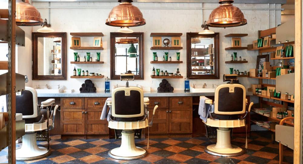 Barber & Parlour