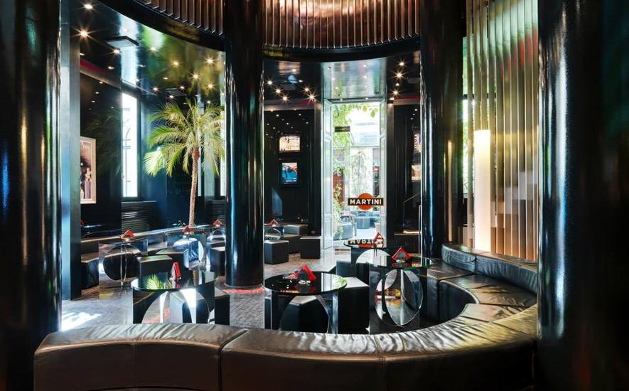 Dolce & Gabbana Martini Bar, Milan