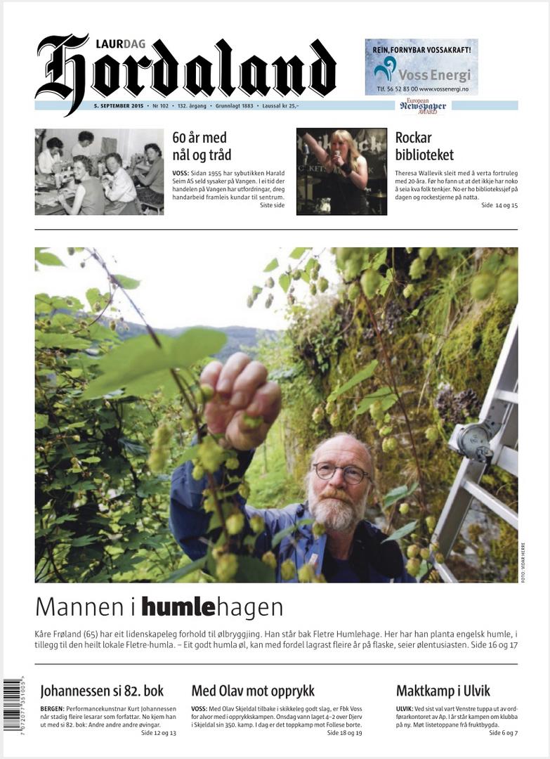 Kåre Hordaland avis 1.jpg