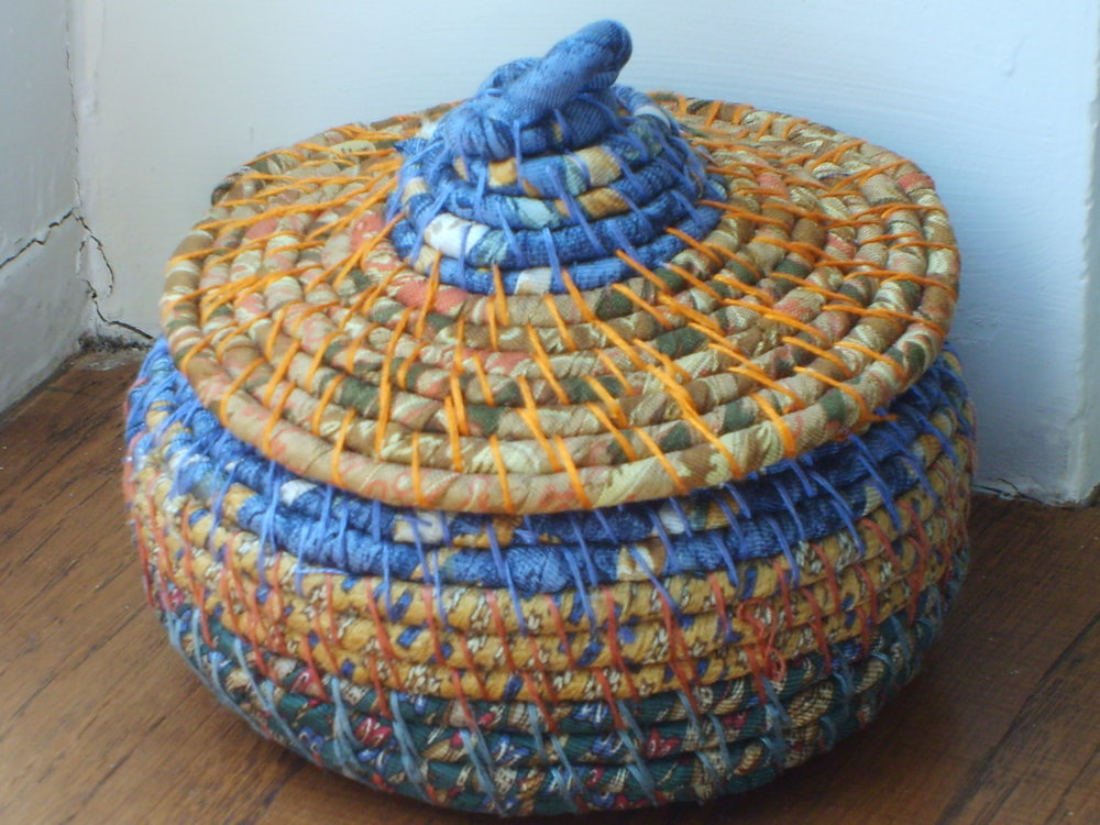 Nancy Shafee handsewn basket.JPG