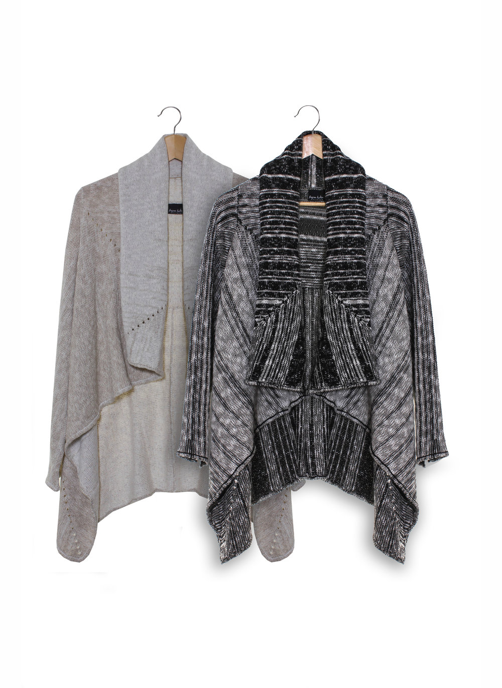 Susan Holton swing wrap jacket knit in cotton and linen.jpg