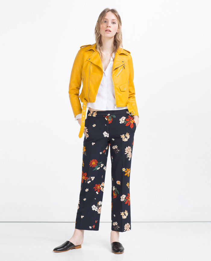 $69 at Zara. What else is there to say?  Image via  Fashion Bomb Daily