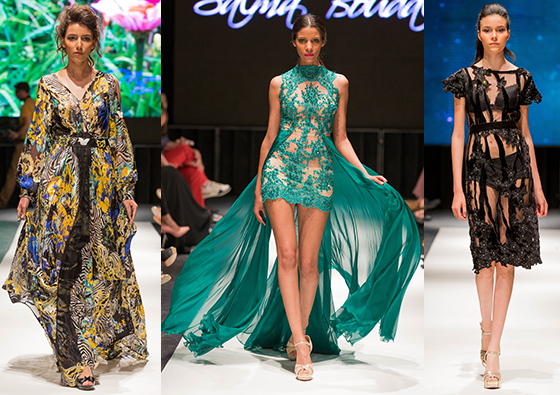 Tunis Fashion Week- Image via    Fashion Spider