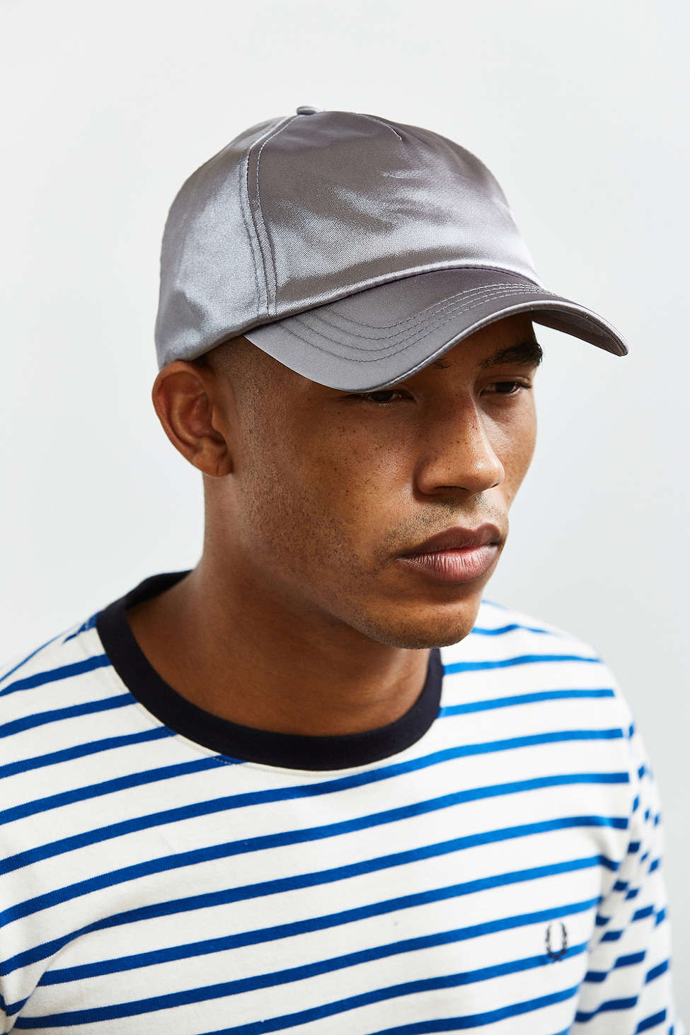 Satin cap sold at Urban Outfitters (Image via  Urban Outfitters )
