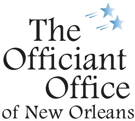 Officiant Office of New Orleans