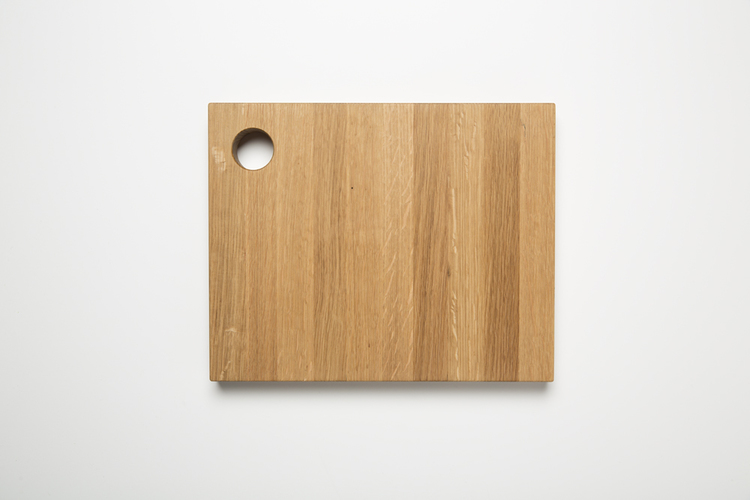 white oak cutting board  nolan co., Kitchen design