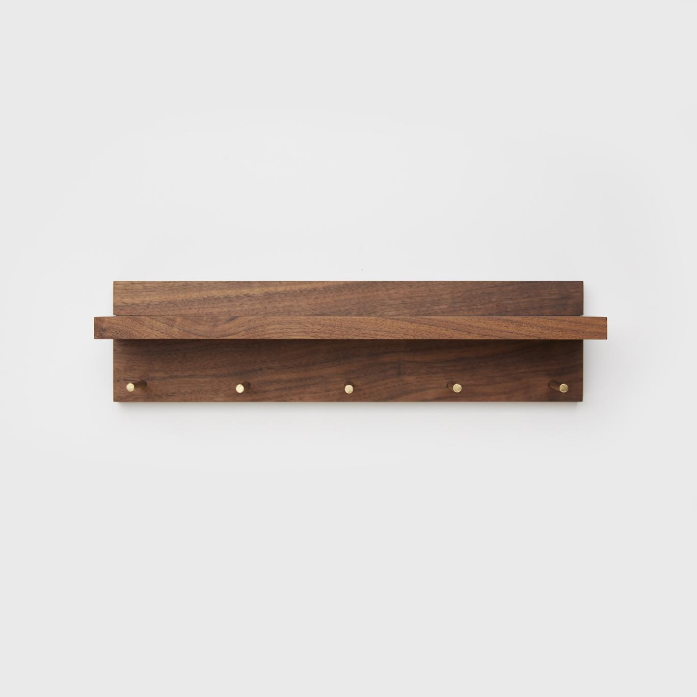 Wall Mounted Key Shelf