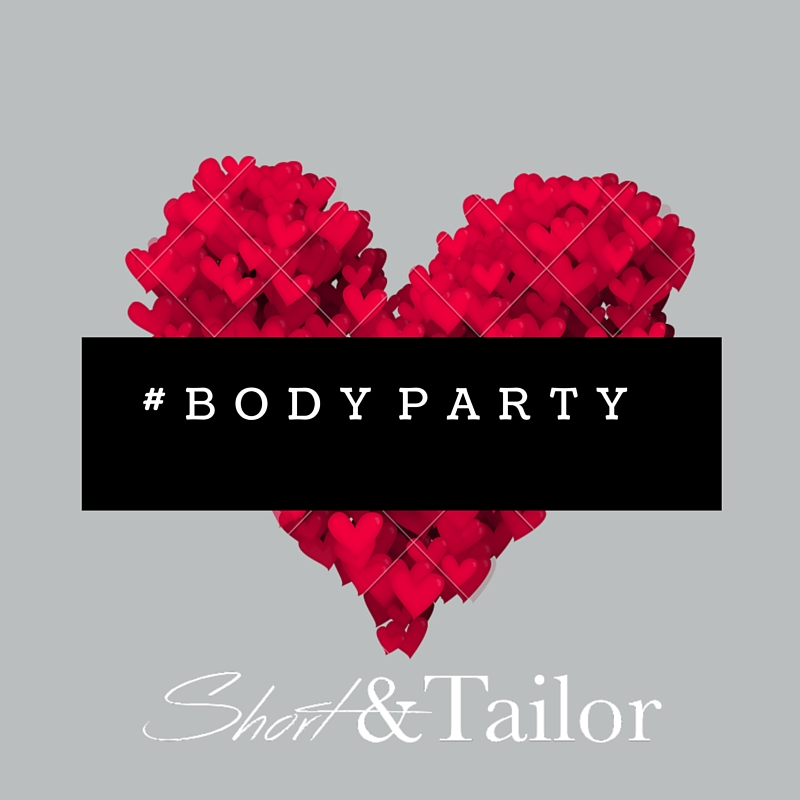 Welcome to the #BodyParty. Won't you stay awhile?