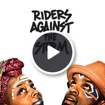 Riders Against the Storm - Chaka and Qi Dada
