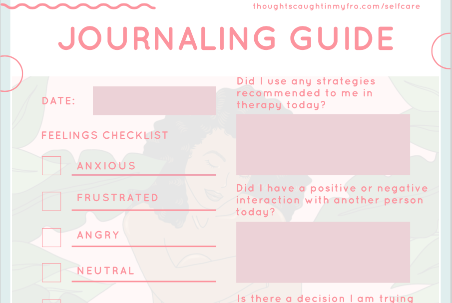 Thought Starter - Journal Starter Guide. Download the full version below.
