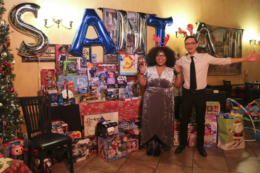 "View the rest of our pictures from the Relief Exchange ""Tacos and Toys"" toys drive here"