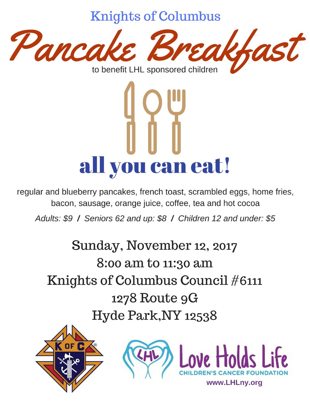 Pancake Breakfast Nov 2017.jpg