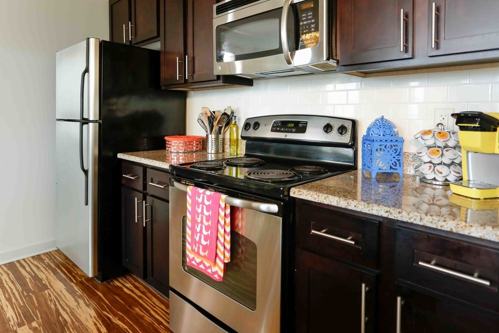 High-End Appliances in Downtown Macon